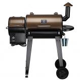 Z Grills ZPG-450A 7-in-1 Wood Pellet Grill BBQ Smoker