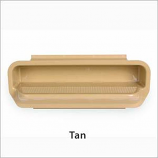 Color Match WS508 Set of 3 Wall Steps - Tan