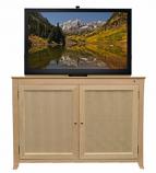 Monterey Unfinished TV Lift Cabinet