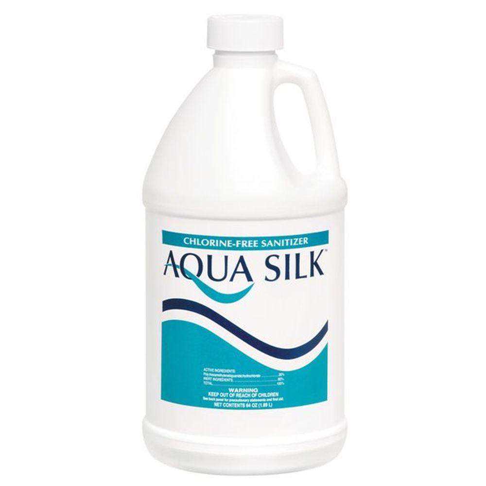 Aqua Silk 1/2 Gallon Chlorine-Free Sanitizer