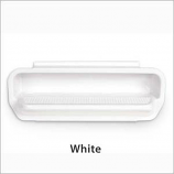 Color Match WS501 Set of 3 Wall Steps - White