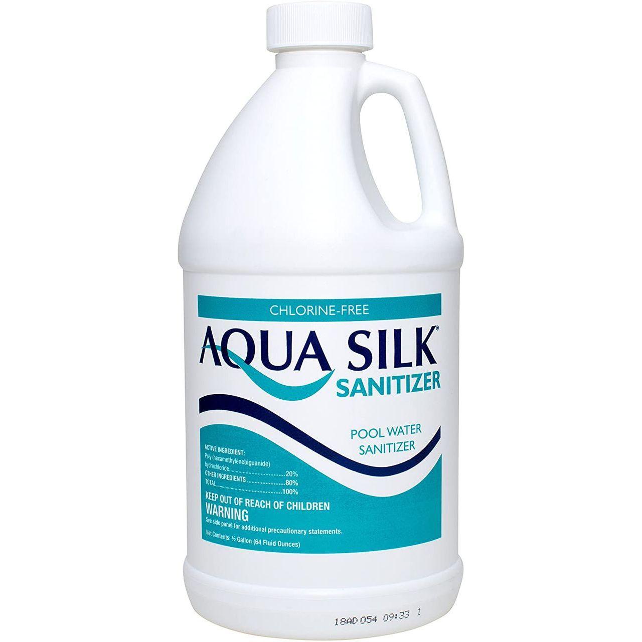Aqua Silk 1/2 Gallon Pool Water Sanitizer