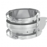 "Aluminum Coupling - 4"" By Duraflex Sw"
