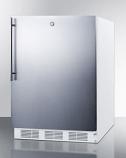 Medical Summit Counter-Height Manual Defrost -25 C ADA Upright Freezer VT65MLSSHVADA