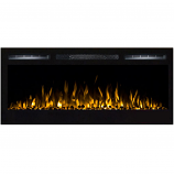Regal Flame LW2035WS Lexington 35in Wall Mounted Electric Fireplace - Pebble