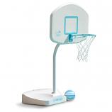 Dunn Rite B880 JuniorHoop Portable Pool Basketball Set - Stainless