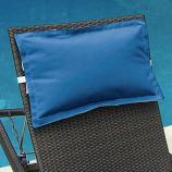 Floating Kai Resort Pillow - Pacific Blue