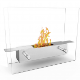 Regal Flame ET7009 Lyon Tabletop Portable Bio Ethanol Fireplace