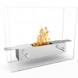Regal Flame ET7009 Lyon Tabletop Portable Bio Ethanol Fireplace