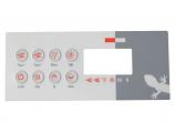 Overlay: K-8 8 Button
