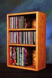 The Wood Shed 312-1 W Storage Cabinet - Dark