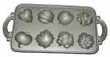 Harvest Muffin Pan 73304 By John Wright Hearth