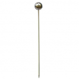 Set of 6 Rome Medium Garden Lollipop - Stainless Steel