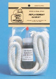 1/4'' x 7 ft. Gasket Kit With 2 oz. Cement