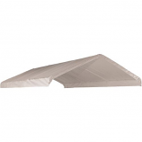 "12x20 Canopy Replacement Cover for 2"" Frame - White"
