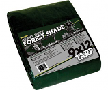 Tarps Heavy-Duty UVI Tarps Model S56G A12X14P