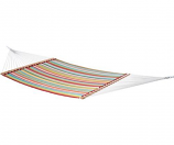 Vivere QFAB29 Quilted Fabric Hammock - Double- Ciao