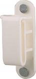 Dare 2330-25 W 25pack Wood Post Tape insulator - White
