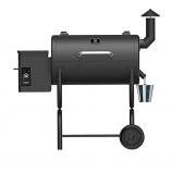 Z Grills ZPG-550B 8-in-1 Wood Pellet Grill BBQ Smoker
