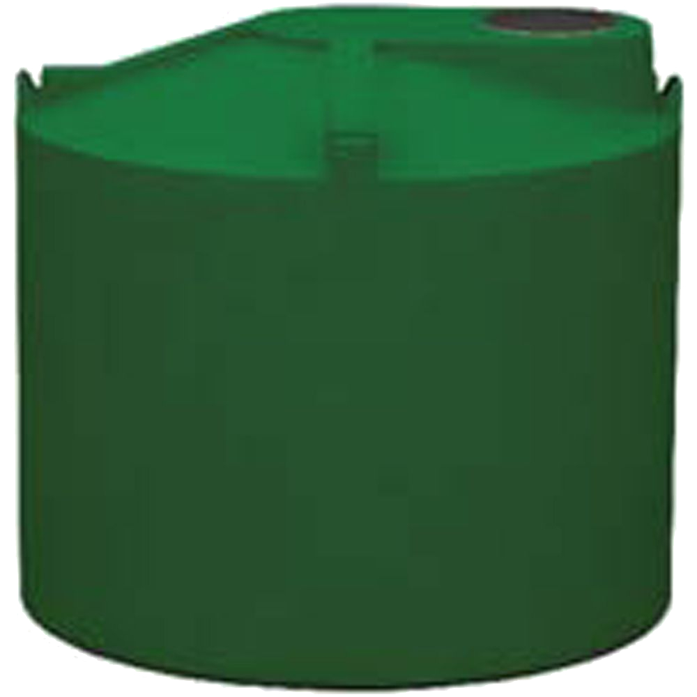 RTS Round Harvest Tank System 1200USG/1000IG/4512L in Green