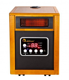 Dr. Infrared Heater DR-968H Portable Space Heater with Humidifier 1500W