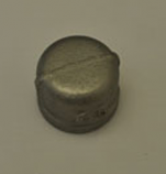 HPC 0.5 Inch Stainless Steel Cap