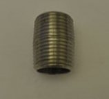HPC 0.5 Inch Stainless Steel Close Nipple