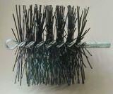 "7"" Buttonlok Rovac Heavy-Duty Poly Brush"