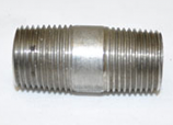 HPC 1.5 Inch Stainless Steel Nipple
