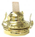 21 Century L27PB Polished Brass Burner for Mason Jar