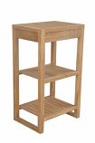 Anderson Teak SPA-1519 Spa 2-Shelves Table
