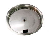 HPC 19 Inch Stainless Steel Firepit Bowl Pan