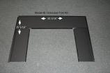 Buck Stove Oversized Trim Kit for Model 81