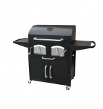 Bravo Premium Extra Large Charcoal Barbecue Grill