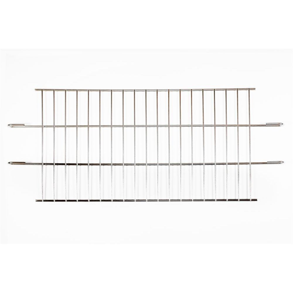 OneGrill 5P714S Flat Rack For Performer Universal Fit Grill Rotisserie Baskets