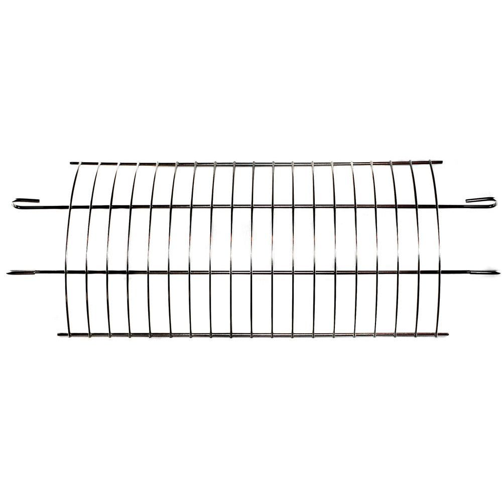 OneGrill 5P714SC Curved Rack For Performer Universal Fit Grill Rotisserie Basket