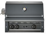 """Malibu 30"""" Built-In Grill with Sear Burner and Rotisserie - NG"""