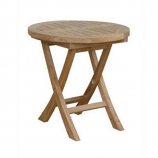 "Montage 20"" Round Folding Table"