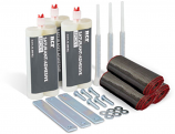 Rhino Carbon RCF-7040 400 GSM 7ft Unidirectional Bowed Wall Repair Kit