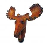 Moose Head Cast Iron Bottle Opener