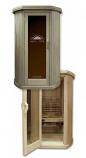 Saunacore SDTX4-4X4-120V Infrared Sauna Infracore Max