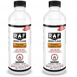Regal Flame 2BFUEL Premium Ventless Bio Ethanol Fireplace Fuel - 2 Quart