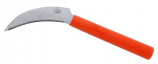 Zenport K206P Stainless Steel Sickle A+ Grade Plastic Handle 4.3-Inch Blade