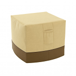 Dura Covers LRFP5522 Fade Proof Air Conditioner Outdoor Fire Pit Cover - Square