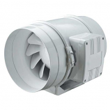 """MFT 10"""" Mixed Flow In-Line Fan - 880/655 cfm Model MFT250"""