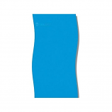 "Swimline LI154820 Solid Blue 15' Round Overlap 48"" Pool Liner"