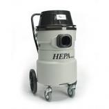 Rovac 3-Motor Chimney & Dryer Vent Vacuum - 15 Gallon -Weights 90 Lbs.