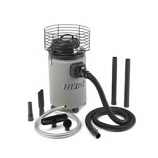 Rovac 1-Motor Chimney And Dryer Vent Vacuum