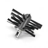 """4"""" Propeller Brush For Pellet Vent Cleaning"""