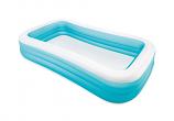 Intex Swim Center Family Pool, 120in X 72in X 22in
